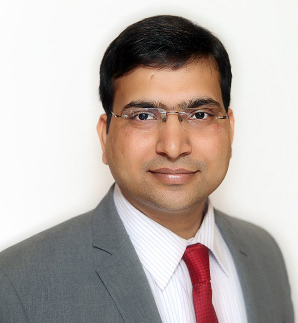 Ashish Agrawal VP of Products
