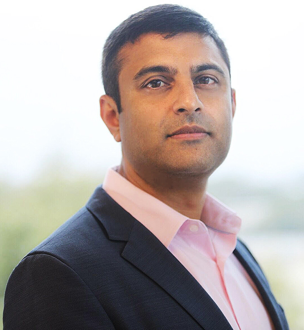Balaji Sreenivasan Chief Executive Officer